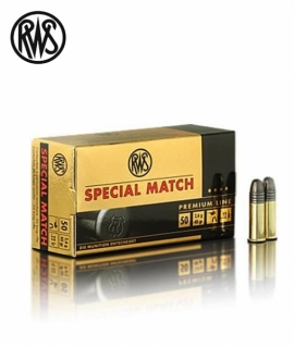 Патрон RWS Special Match cal.22LR