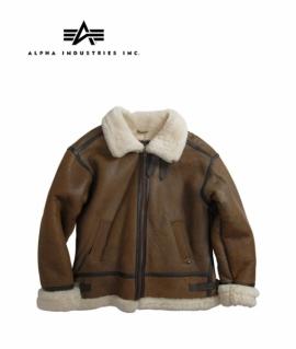 Чоловіча куртка B-3 SHERPA