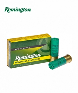 Патрон Remington Express Magnum 12/76 картеч 00, 15 картечин