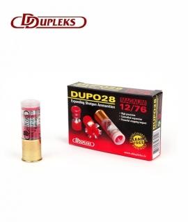 Патрон DDupleks Dupo 28 кал.12/76 28.4 гр.куля