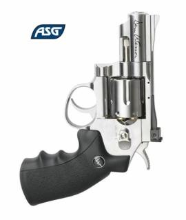 """ASG Dan Wesson 2.5"""" Silver"""