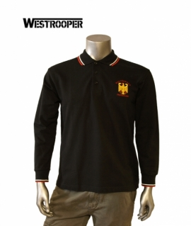 Футболка Westrooper Eagle Polo Shirt (LS)