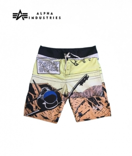 Шорти Attack Swim Short, all over print