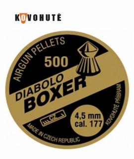 Кульки Diabolo Boxer 4.5 мм. 0.54 г.