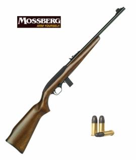 Mossberg M702 Plincster кал. 22LR 18'' Wood