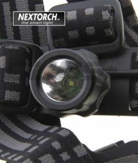 Ліхтар тактичний з наголовним кріпленням NexTorch Viker Star 140 Lum