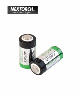 Літієві батарейки NexTorch СR123А