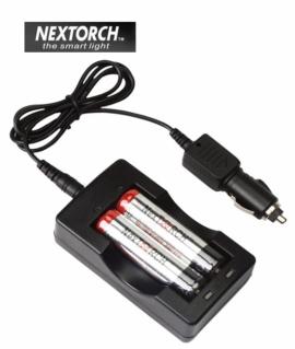 Зарядний пристрій автомобільний NexTorch СС7-L