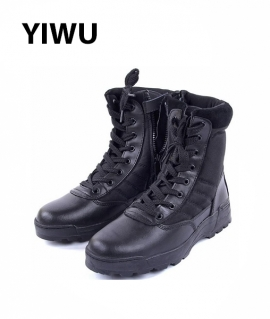 Черевики YIWU SK-7 black