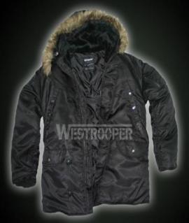 Парка Westrooper US N3B Black