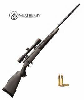 Weatherby Vanguard PKG Redfield