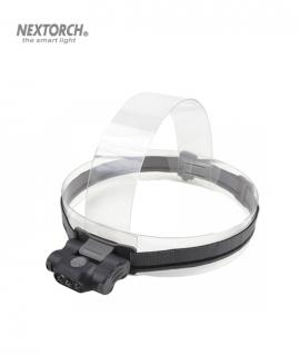 Ліхтар налобний NexTorch ECO-STAR BLACK
