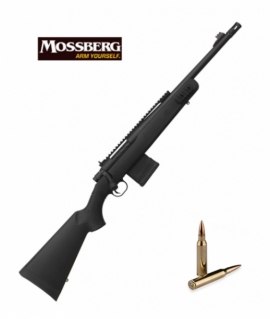 Mossberg MVP Synthetic Black кал. 308Win 16.25""