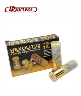 Патрон DDupleks Hexolit Magnum кал.12/76 32.4 гр.куля