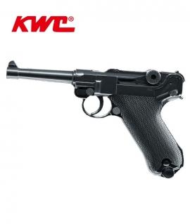 Пістолет KWC Luger P-08 Blowback,4.5mm