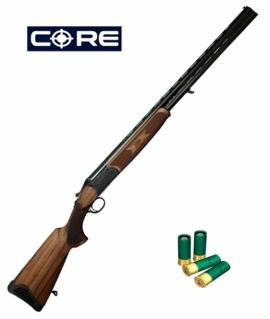 Core LZR-SP11 Walnut cal.12 Ежектор black