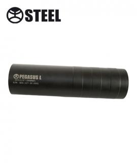 Глушник Suppressor Steel PEGASUS L .223 1/2 28 Gen II