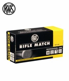 Патрон RWS Rifle Match cal.22LR