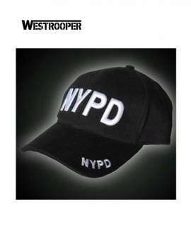 Бейсболка Westrooper NYPD