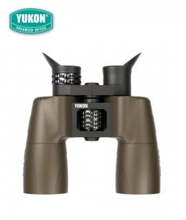 Бінокль YUKON Solaris 10x50 WP