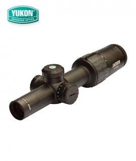 Оптичний приціл Yukon Jaeger 1-4x24
