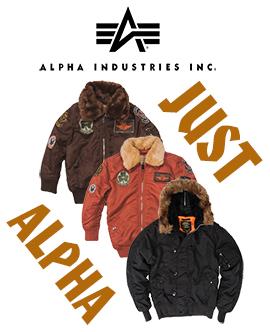 Just Alpha